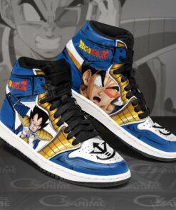 Vegeta Over 9000 Sneakers Dragon Ball Anime Shoes - 2 - GearAnime