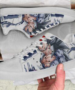 Vegeta Mixed Ape Skate Shoes Dragon Ball Anime Custom Shoes PN09 - 2 - GearAnime