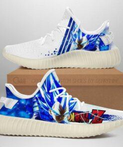 Vegeta Saiyan Blue Shoes Dragon Ball Perfect Gift For DBZ Fan - 1 - GearAnime