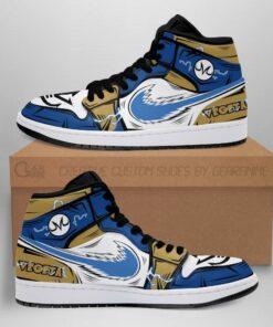 Vegeta Shoes Boots Dragon Ball Z Anime Sneakers Fan Gift MN04 - 1 - GearAnime