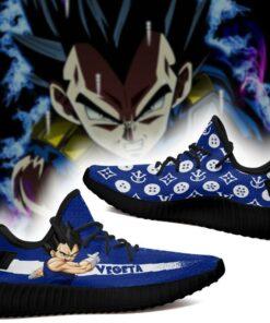 Vegeta Yeezy Shoes Fashion Dragon Ball Shoes Fan MN03 - 2 - GearAnime
